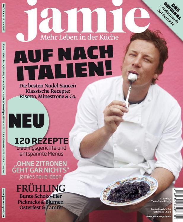 Sogar Tim Mälzer Freut Sich Gj Tischt Kochmagazin Mit Jamie Oliver Auf