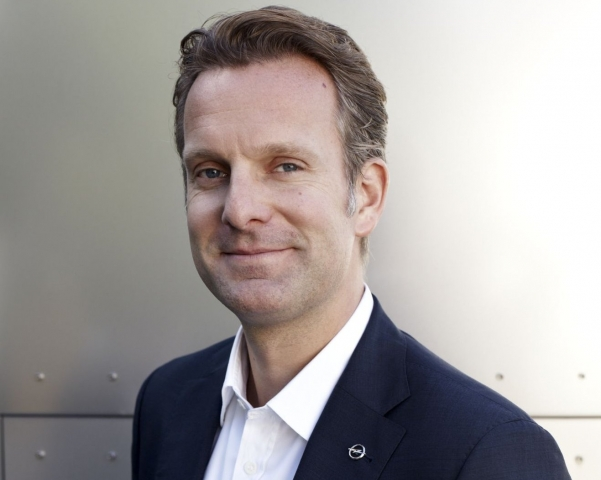 Michael Hartwig, Executive Director Brand Marketing bei Opel
