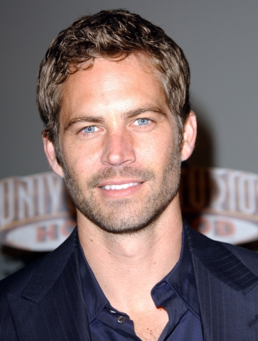 "Paul Walker wurde mit ""The Fast and the Furious"" bekannt"