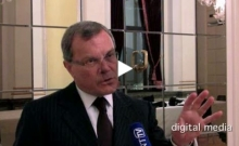 Video-Interview: Sir Martin Sorrell (WPP)