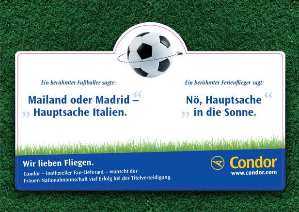 Worte Die Kicken Condor Nutzt Fussballer Zitate Fur Social