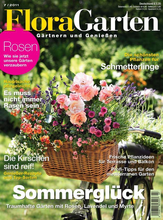 gruner jahr verkauft flora garten an deutschen bauernverlag. Black Bedroom Furniture Sets. Home Design Ideas