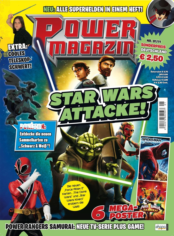 """Egmont Ehapa Launcht Toy Story Magazin: Egmont Ehapa Lockt Jungs Mit Dem """"Power Magazin"""" An Den Kiosk"""