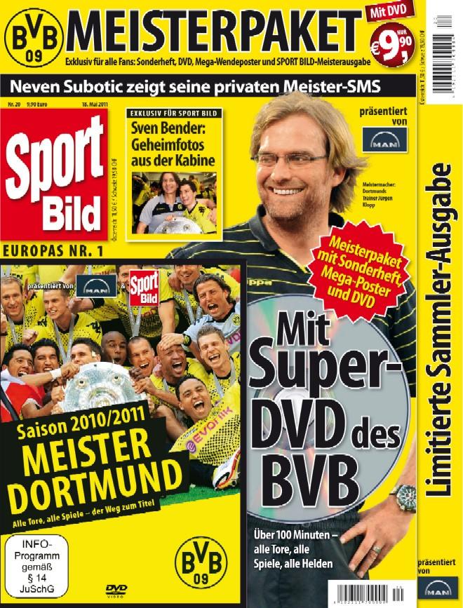 Sportbild Bvb