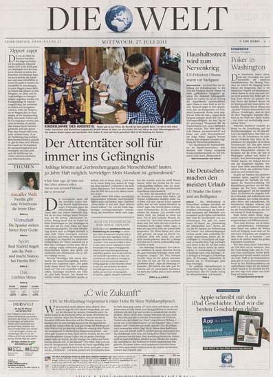 Www.Die Welt Zeitung