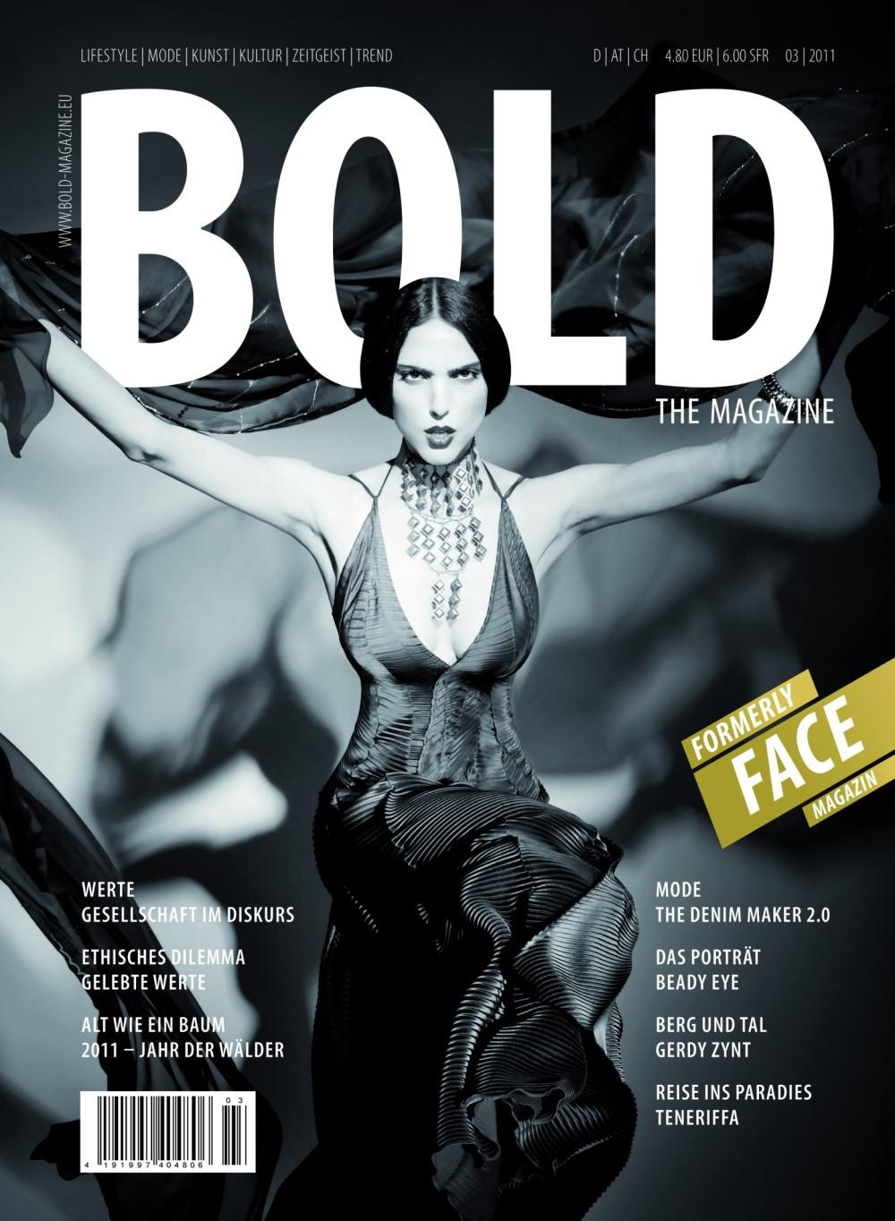 magazine aus face wird bold. Black Bedroom Furniture Sets. Home Design Ideas