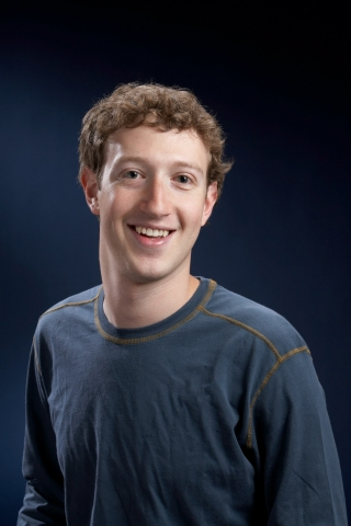 Facebook-Boss Mark Zuckerberg