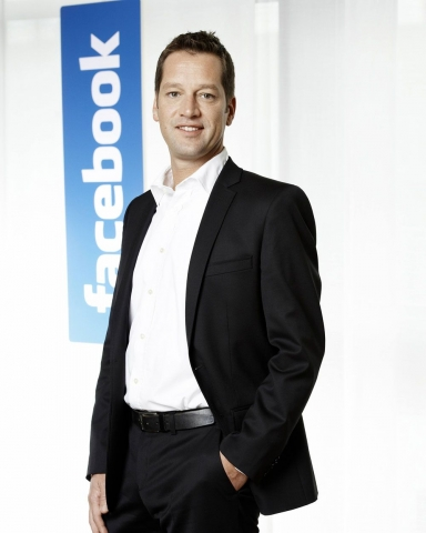 Facebook-Deutschland-Chef Scott Woods