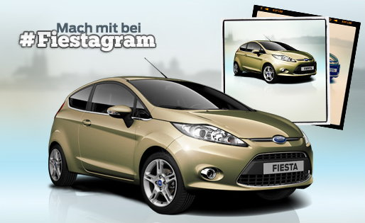 Ford umgarnt Facebook-Fans