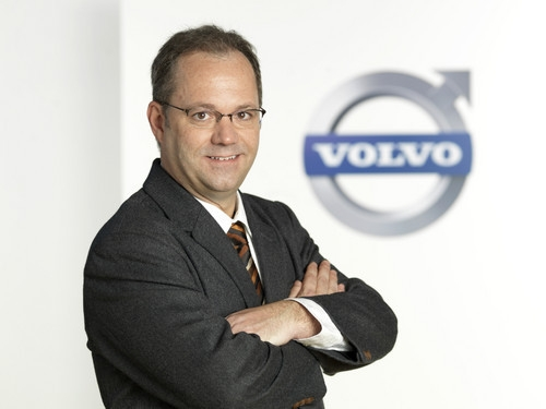 Seit April globaler Marketingchef bei Volvo: Richard Monturo