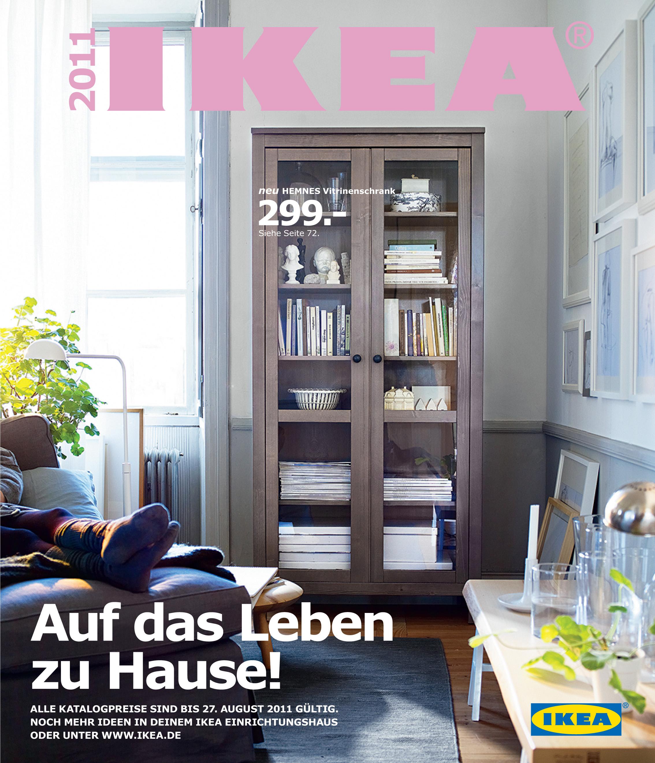 mccann new york gewinnt weltweiten katalogetat von ikea. Black Bedroom Furniture Sets. Home Design Ideas