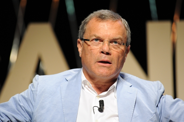 WPP-Chef Martin Sorrell (Foto: Cannes Lions)