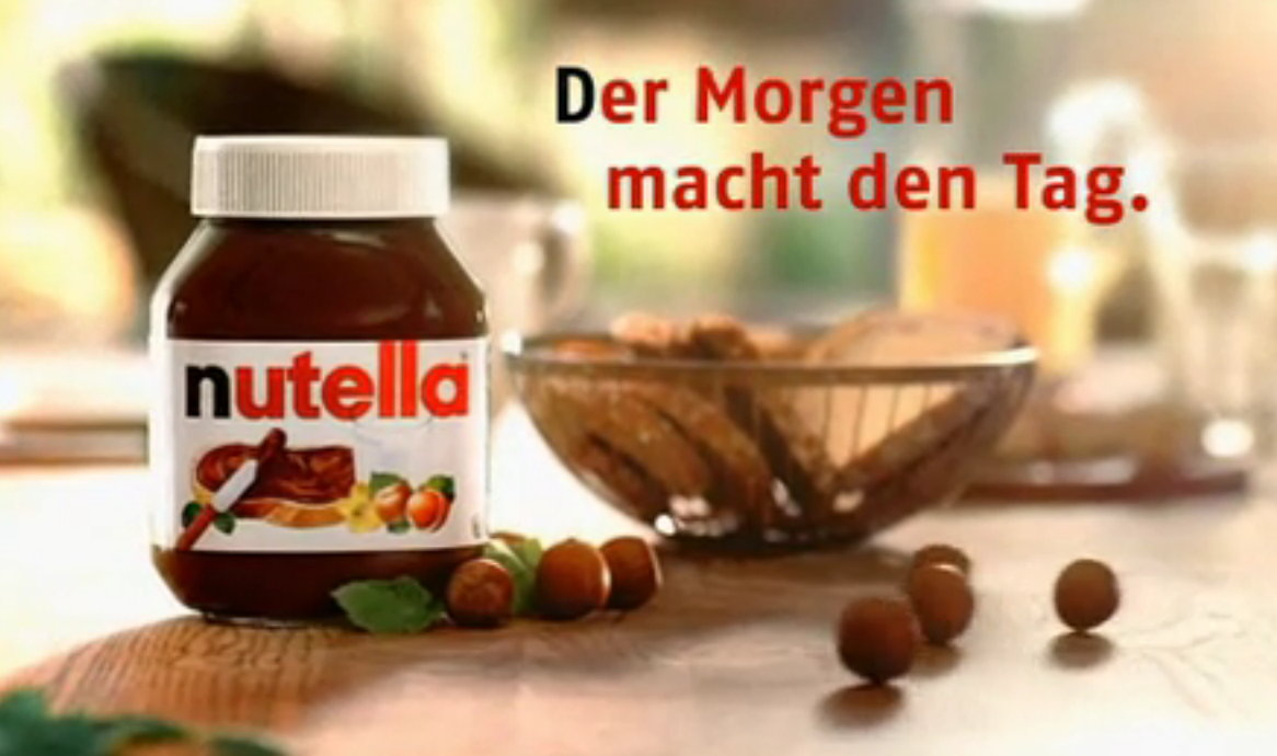 irref hrende nutella werbung ferrero muss millionenstrafe zahlen. Black Bedroom Furniture Sets. Home Design Ideas