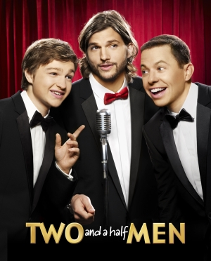 "Das neue Dream-Team von ""Two and a Half Men"" (© Warner Brothers Entertainment Inc.)"