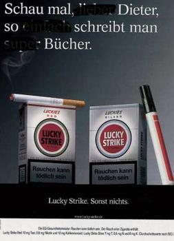 Lucky Strike Dieter