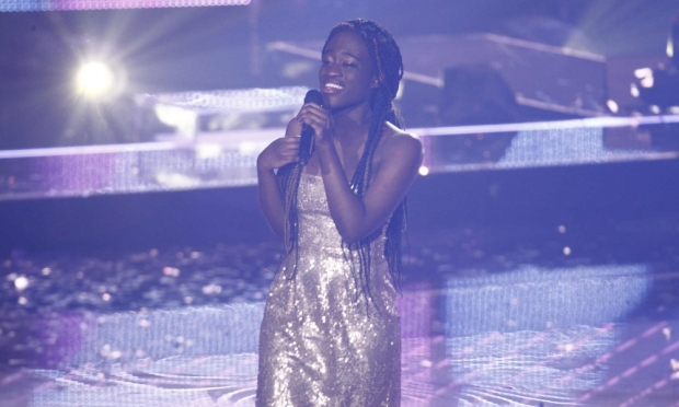 "Die Deutsch-Ghanaerin Ivy Quainoo ist ""The Voice of Germany"""