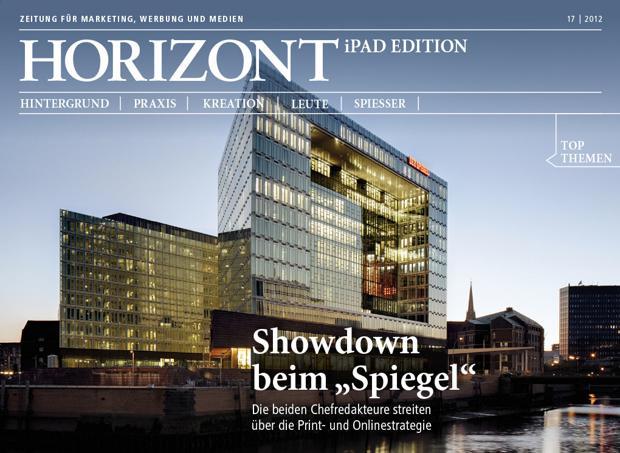 Horizont for ipad showdown beim spiegel plakadiva for Spiegel printausgabe