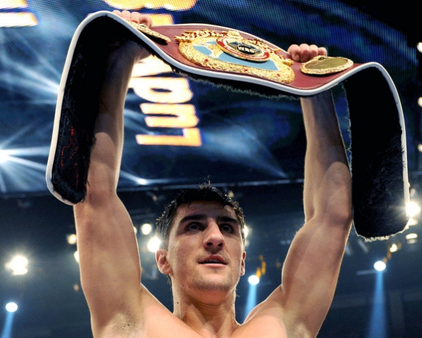 Marco Huck (Bild: Picture Alliance)