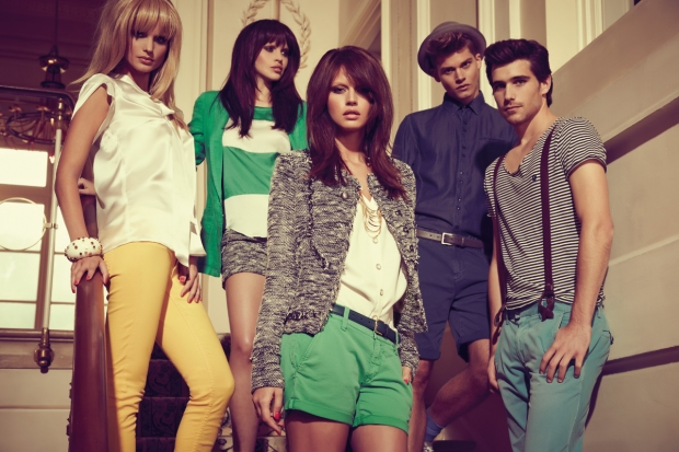 Rich & Royal-Kampagne Spring / Summer 2012