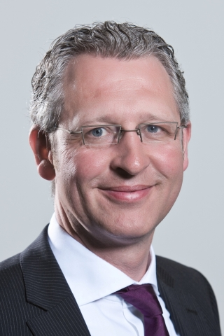 Telekom-Manager Christian Hahn