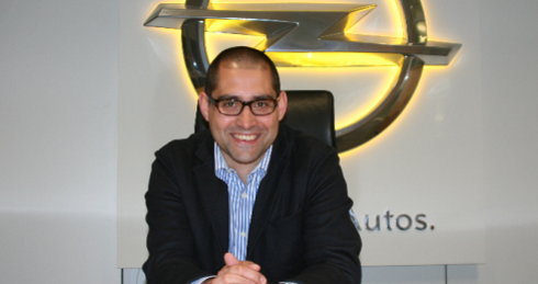Tomás Caetano, Director Brand Marketing bei Opel