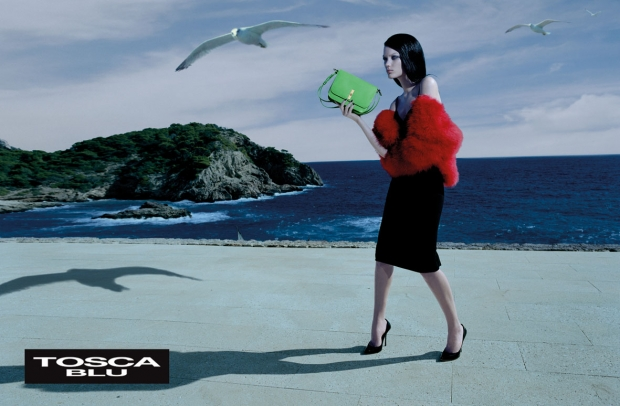 Tosca Blu-Kampagne Collection Spring Summer 2012