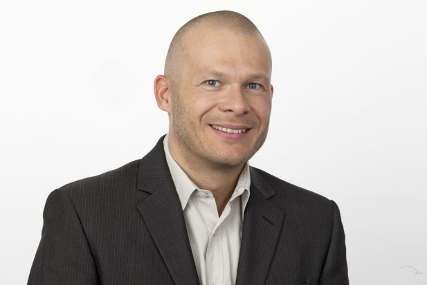 Werner aus den Erlen, neuer Chief Technology Officer