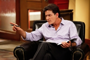 "Das Comeback: Charlie Sheen als Therapeut in ""Anger Management"""