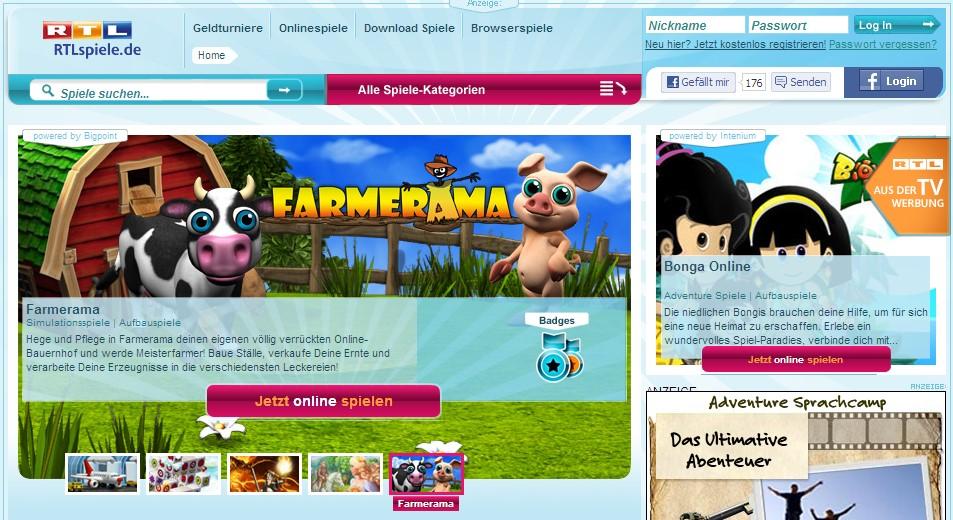 online spiele rtl