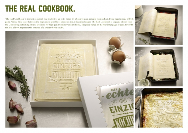 "Kolle Rebbe holt mit ""The real Cookbook"" Gold"