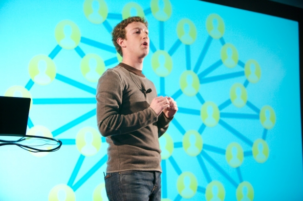 "Milliardenschwerer ""Pirat"": Mark Zuckerberg"