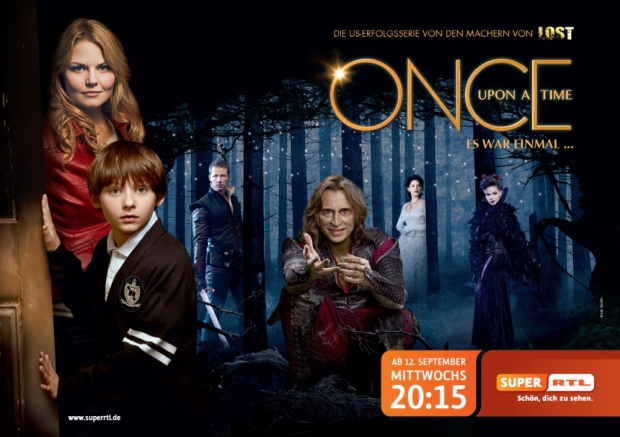 """Once Upon a Time"" startet am Mittwoch, 19. September bei Super RTL"