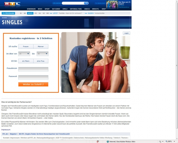 Rtl dating site