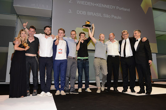 Serviceplan kann sich Direct Agency of the Year 2012 nennen