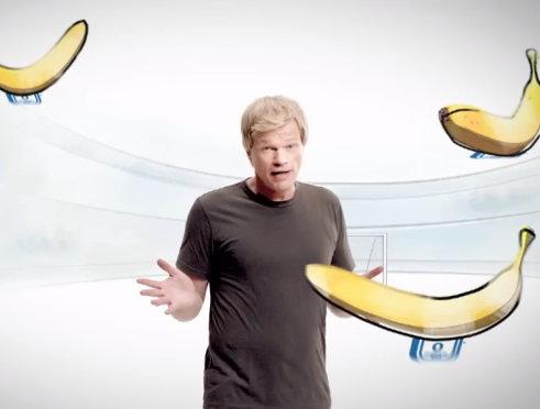 bananen auf kahn weight watchers startet erste m nner. Black Bedroom Furniture Sets. Home Design Ideas