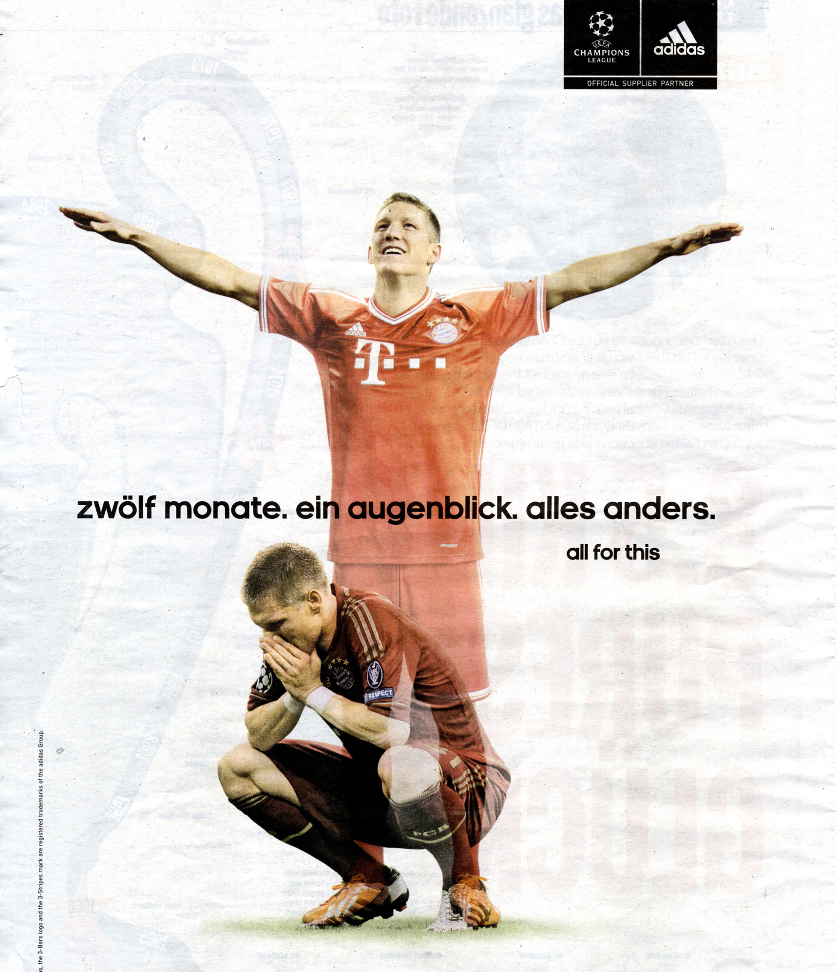 bayern münchen champions league sieger
