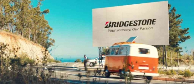 "Bridgestone startet europaweite Kampagne ""We've been everywhere"""