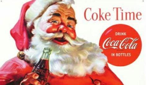 Coca Cola Werbung Weihnachten.Werbung Zu Weihnachten Klischeehafte Idylle Oder Harte
