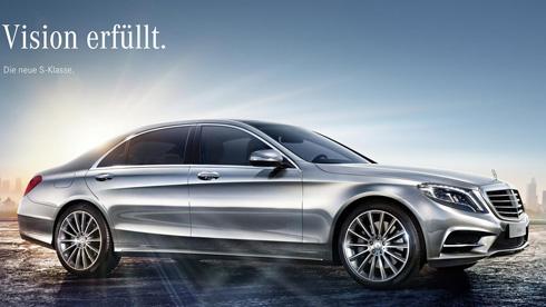 Slogan streit mercedes kapert werbespruch von bmw for Mercedes benz tagline