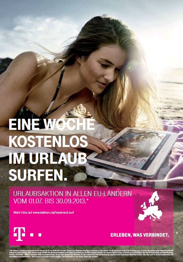 Telekom Preise Ausland