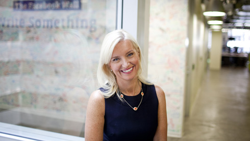 Facebook-Marketingchefin Carolyn Everson