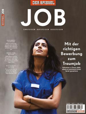 Spiegel Verlag Startet Job Magazin Für Berufseinsteiger