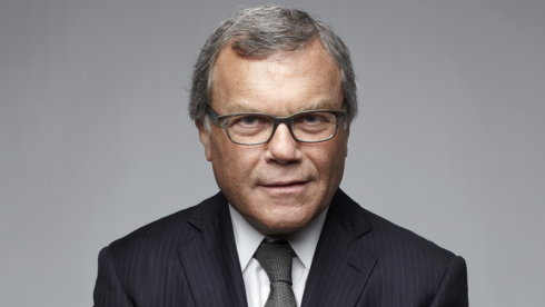 WPP-Boss Martin Sorrell bringt Geometry Global an den Start