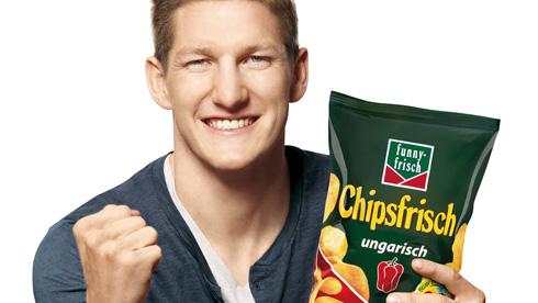 Bastian Schweinsteiger Werbung