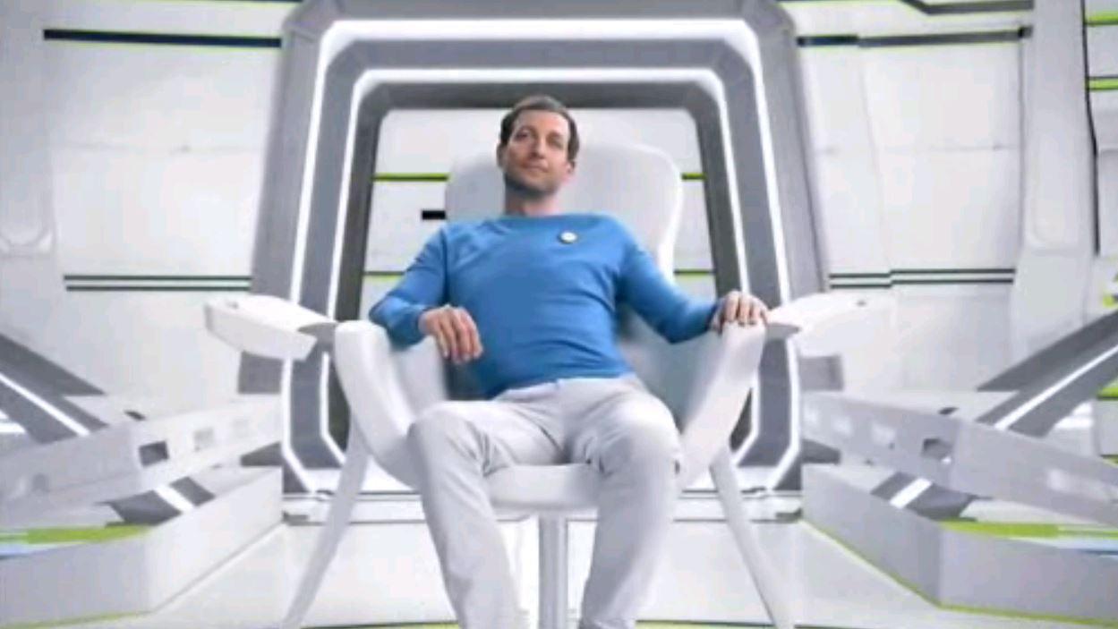 Sicher wie Captain Kirk: Cosmos Direkt greift mit neuer ...