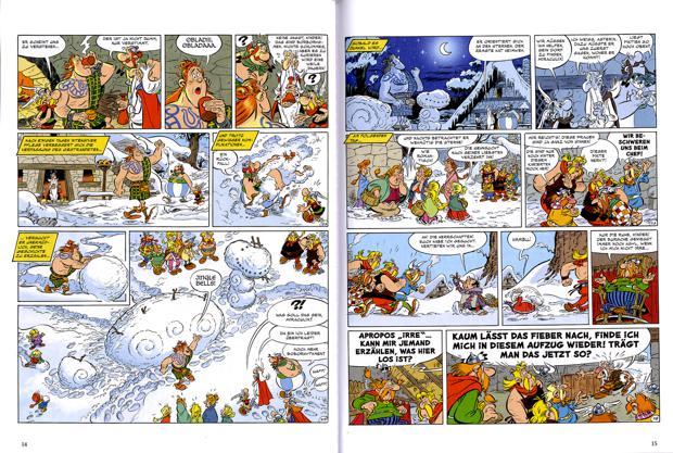 Und obelix pdf deutsch asterix