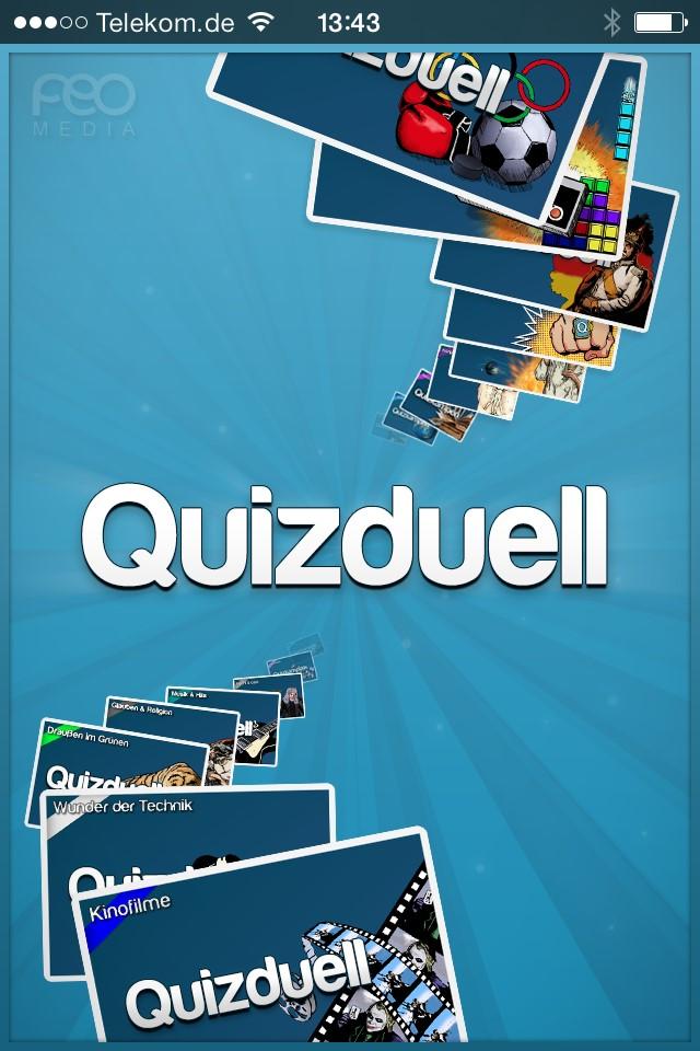 Quizduell Ard App