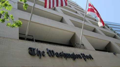 "Die Zentrale der ""Washington Post"" (Foto: Daniel X. O'Neil/Wikimedia Commons)"