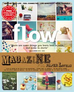 magazine gruner jahr bringt flow nach deutschland. Black Bedroom Furniture Sets. Home Design Ideas
