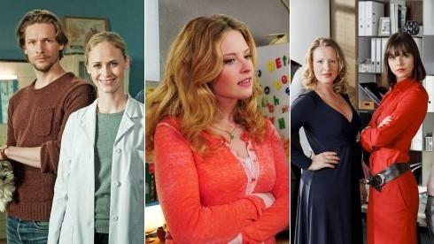 Neue RTL Serien Doc meets Dorf, Christine, Sekretärinnen